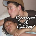 Casey and Kymani