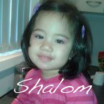 Shalom - small